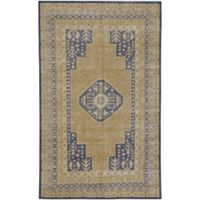 Capel Rugs Caria 8-Foot x 10-Foot Area Rug in Yellow
