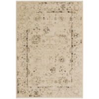 Capel Rugs Channel III 3-Foot 11-Inch x 5-Foot 6-Inch Area Rug in Mushroom