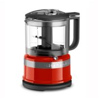KitchenAid® 3.5-Cup Mini Food Processor in Hot Sauce