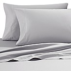 Wamsutta® Solid 500-Thread-Count PimaCott® Olympic Queen Sheet Set in Silver