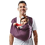 Baby K'tan® Medium Baby Carrier in Eggplant