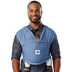 Baby K'tan® Extra-Small Baby Carrier in Denim