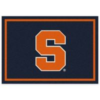 Syracuse University 3-Foot 10-Inch x 5-Foot 4-Inch Small Spirit Rug