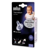 Braun® ThermoScan® Electronic Ear Thermometer Replacement Lens Filters