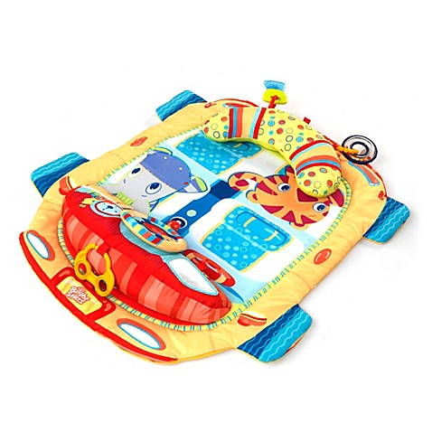 Kids Ii 174 Bright Starts Tummy Cruiser Prop Amp Play Mat