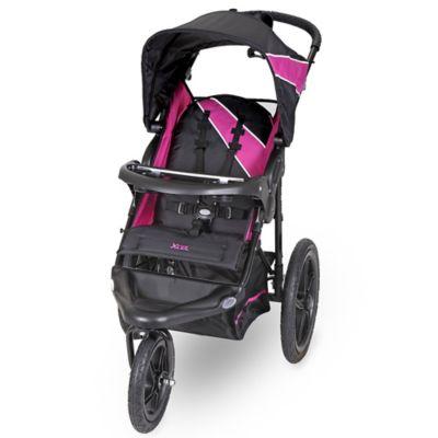 Baby Trend Xcel Jogger Stroller In Raspberry