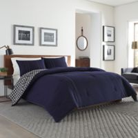 Eddie Bauer® Kingston King Comforter Set in Navy