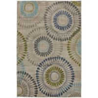 Metropolitan Weston 9-Foot 6-Inch x 12-Foot 11-Inch Area Rug in Lagoon