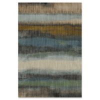 Muse Odin 5-Foot 3-Inch x 7-Foot 10-Inch Area Rug in Gun Metal