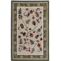 Farrah 1-Foot 8-Inch x 2-Foot 10-Inch Accent Rug in Celery