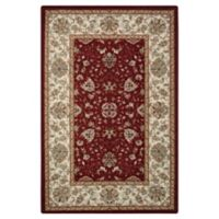 Amani 8-Foot x 10-Foot Area Rug in Red