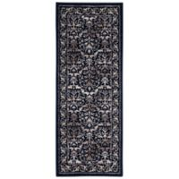 Gustavo 1-Foot 10-Inch x 5-Foot Accent Rug in Blue
