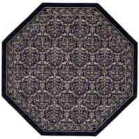 Gustavo 5-Foot x 5-Foot Area Rug in Blue