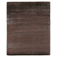 Exquisite Rugs Smooch 6-Foot x 9-Foot Area Rug in Sepia