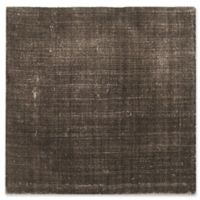 Exquisite Rugs Smooch 6-Foot x 9-Foot Area Rug in Dark Grey