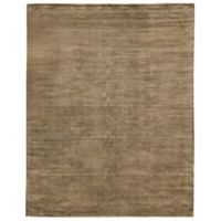 Exquisite Rugs Dove 6-Foot x 9-Foot Area Rug in Khaki