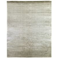 Plain Dove 4-Foot x 6-Foot Area Rug in Light Green
