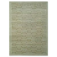 Exquisite Rugs Super Tibetan 8-Foot x 10-Foot Area Rug in Sage