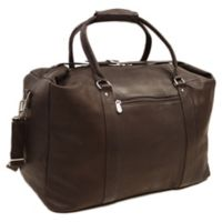 Piel® Leather 20-Inch Classic European Carry On in Chocolate
