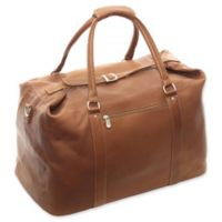 Piel® Leather 20-Inch Classic European Carry On in Saddle