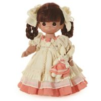 Precious Moments® Heartfelt Wishes Kayleigh Brunette Doll