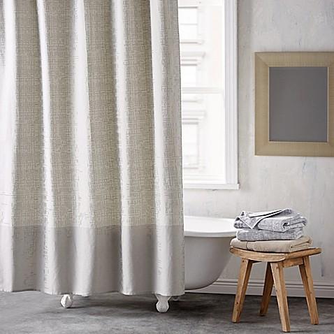 DKNY Crossway Shower Curtain - Bed Bath & Beyond