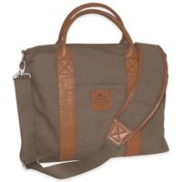 Buxton Expedition II Huntington Gear Laptop Briefcase in Olive