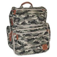 Buxton Expedition II Huntington Gear Backpack in Camo