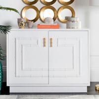Safavieh Ruben Cabinet in White