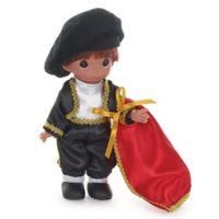 Precious Moments® Santiago Spain Doll