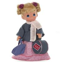 Precious Moments® Coming to America Poland Doll