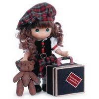 Precious Moments® Coming to America Scotland Doll