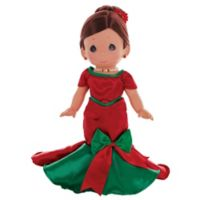 Precious Moments® Brunette Dancing Christmas Doll