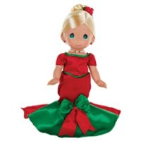 Precious Moments® Blonde Dancing Christmas Doll