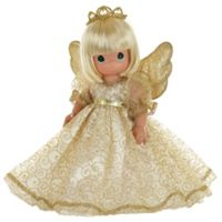 Precious Moments® 16-Inch Angelic Whispers from Heaven Doll with Blonde Hair