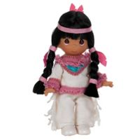 Precious Moments® Four Lil Indian Doll