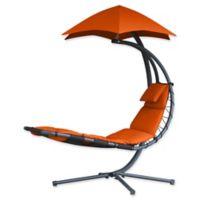 Vivere Original Dream Chair in Orange Zest