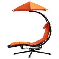 Vivere The Original Dream 360° ™ Lounger in Orange Zest