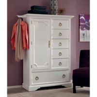 Donny Osmond Home Furiani Dresser in White