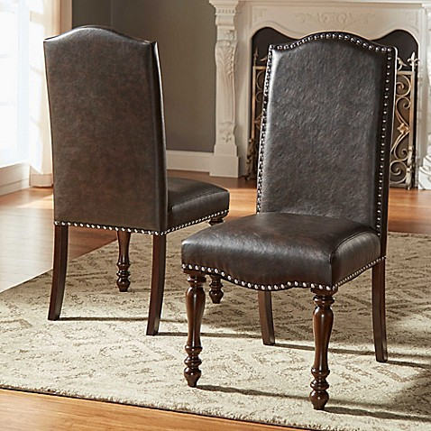 Verona Home Ashford Dining Side Chair Set Of 2 Bed
