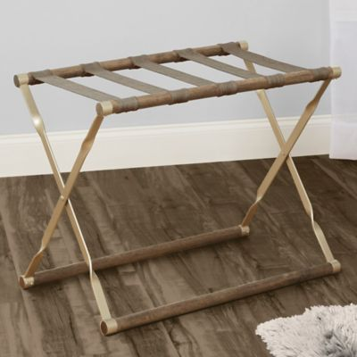 Buy Luggage Racks from Bed Bath & Beyond