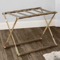 Luggage Rack in Gold