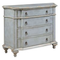 Pulaski French Accent Drawer Chest in Blue