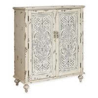 Pulaski Fleur De Leis Accent Door Chest