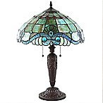 Vivienne Baroque Multicolor Table Lamp