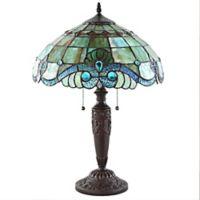 Vivienne Baroque Multicolor Table Lamp