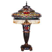 River of Goods Parisian 2-Light Table Lamp