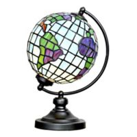River of Goods Round Globe Table Lamp