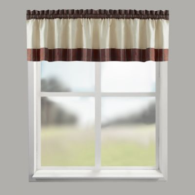 window primitive valance versailtex valances amazon faux curtain insulated thermal h dp com linen blackout pocket rod