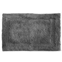 Grund® Organics Asheville 24-Inch x 60-Inch Bath Rug in Slate Grey